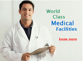 India offers World Class Medical Facilities